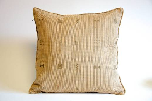 Senegalese Cotton Pillow
