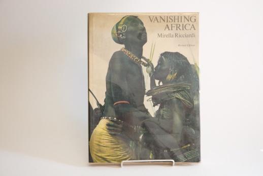 Vanishing Africa, Mirella Ricciardi