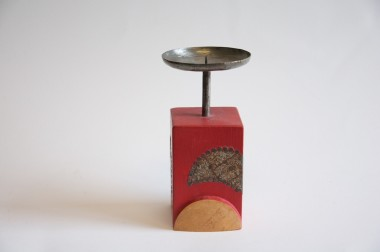 Art Candle holder, Senegal