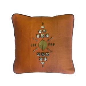 Tisserand beaded pillow | Dakar