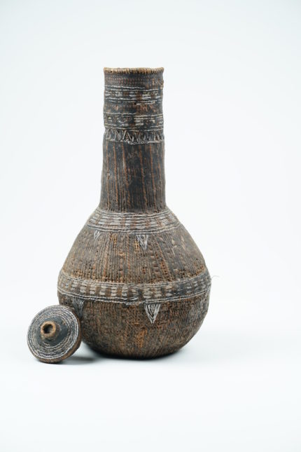 Ethiopian milk jug