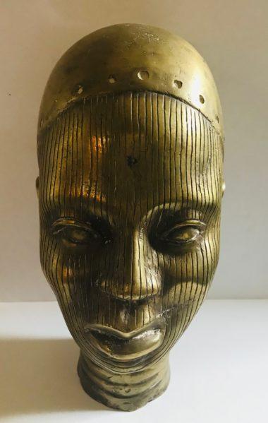 Bronze Head 3